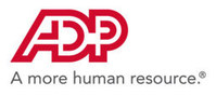 ADP A more human resource. (PRNewsfoto/ADP)