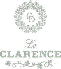 Le Clarence Logo (PRNewsfoto/Le Clarence)