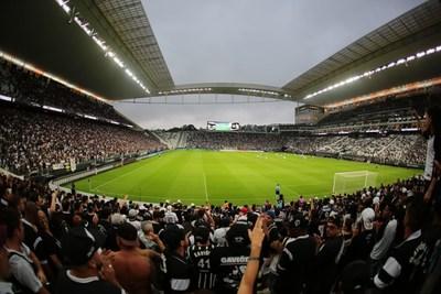 Corinthians Arena, Sao Paulo Brazil