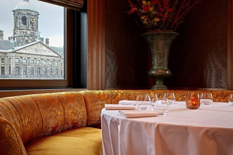 Amsterdam Dream Hotel TwentySeven Wins Back to Back World Awards (plus more) and Restaurant Bougainville, receives its first Michelin Star! (PRNewsfoto/TwentySeven)