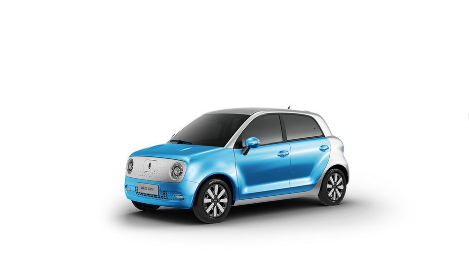 Chinese Carmaker Great Wall Motor's New Energy Vehicle Brand ORA Launches New Flagship EV Model R1