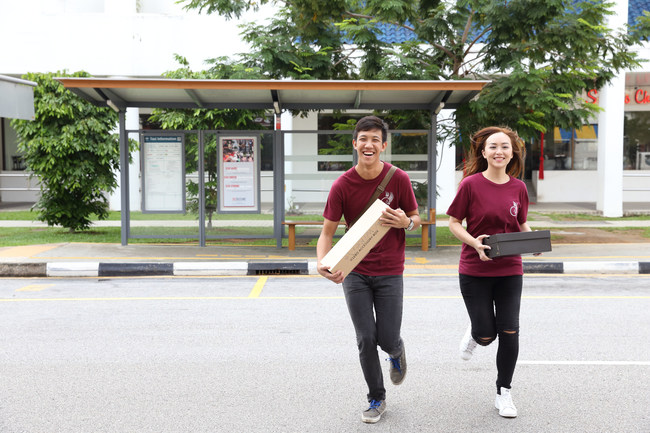 Pickupp has expanded its service to Singapore and Kuala Lumpur in December 2017 and May 2018 respectively.