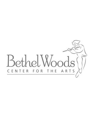 Bethel Woods Center for the Arts logo (PRNewsfoto/INVNT)
