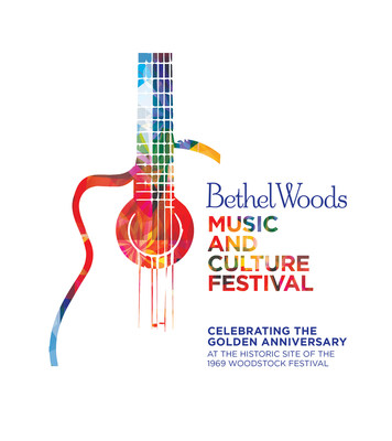 Bethel Woods Music and Culture Festival logo (PRNewsfoto/INVNT)