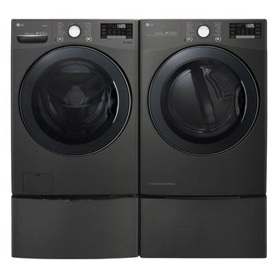 Grâce au jumelage intelligent, vous n'aurez plus besoin de choisir manuellement le cycle de lavage, puisque la technologie intelligente de LG vous proposera le réglage optimal. (Groupe CNW/LG Electronics, Inc.)