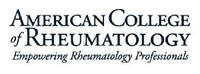 (PRNewsfoto/American College of Rheumatology)