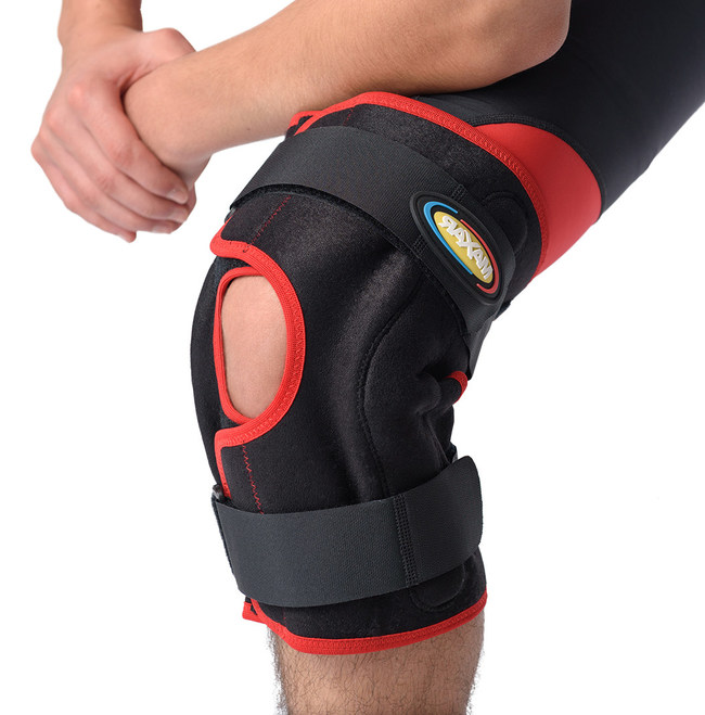 Biomagnetic Therapy has been added to several MAXAR products, including their Airprene Knee Brace.