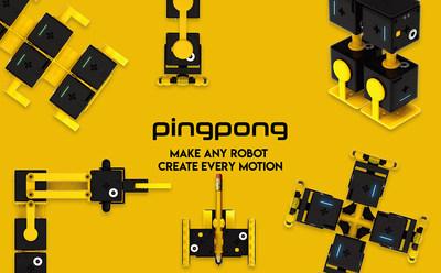 PINGPONG robot platform