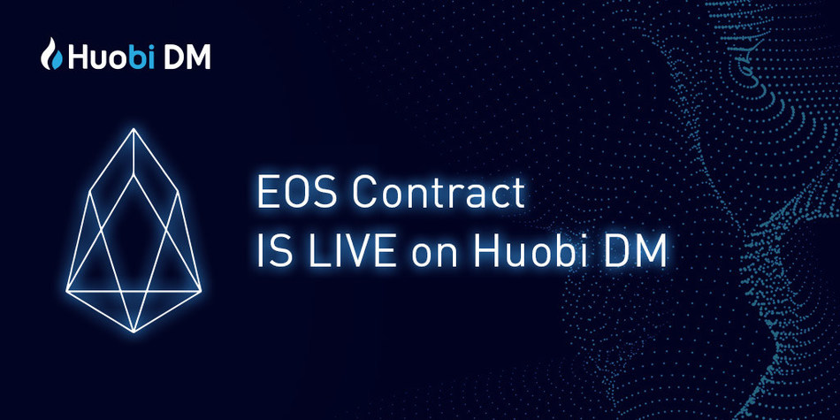 EOS Contract is Available on Huobi DM Now