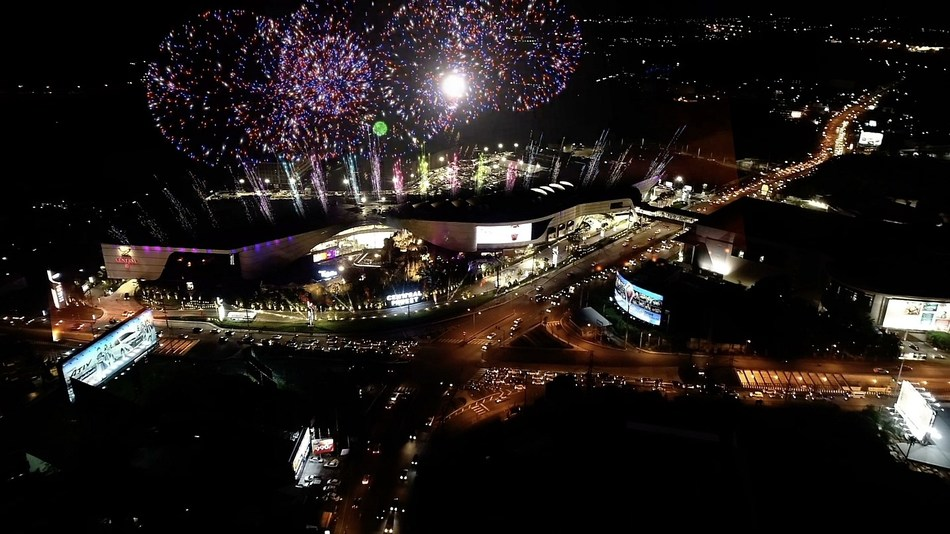 Central Phuket International Countdown 2019, Thailand's new global countdown