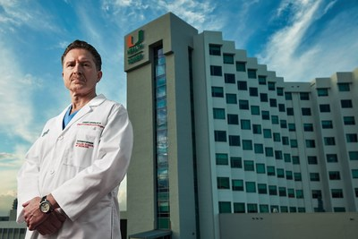Joseph Lamelas, M.D., is the new chief of cardiac surgery for the University of Miami Health System
