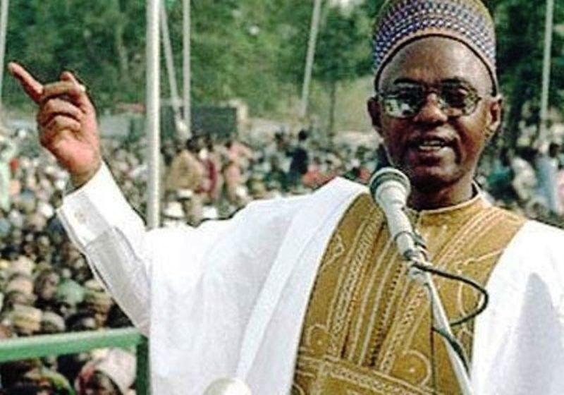 Shehu Shagari (PRNewsfoto/Federal Republic of Nigeria)