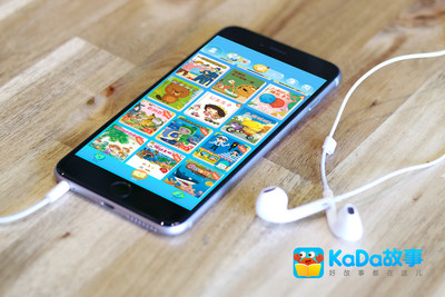 KaDa Story is leading the digital revolution in Chinese children's content industry