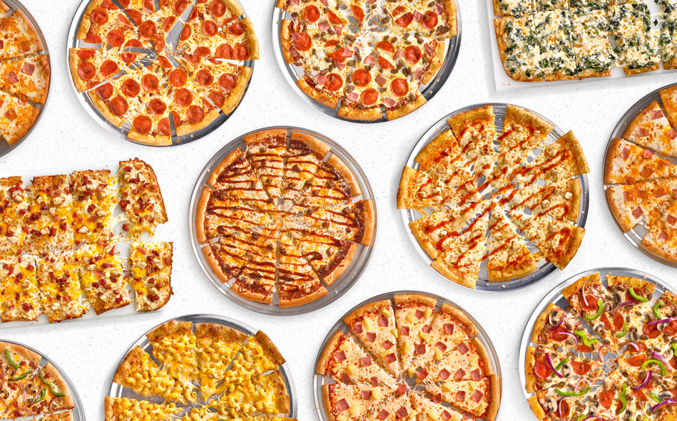 Beginning Jan. 7, new Cicis buffet rotation to include 15 different pizzas