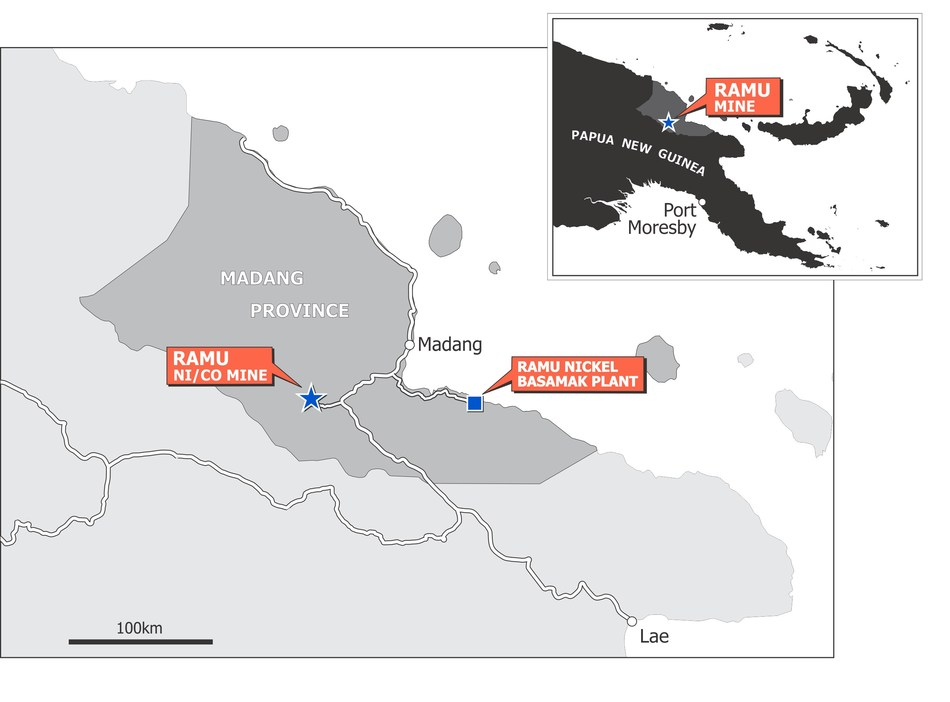 Cobalt 27 Announces Friendly Acquisition of Highlands Pacific to Create a Leading High-Growth, Diversified Battery-Metals Streaming Company.  The transaction is expected to add increased attributable nickel and cobalt production from the long-life, world-class Ramu Mine located in Papua New Guinea. (CNW Group/Cobalt 27 Capital Corp)
