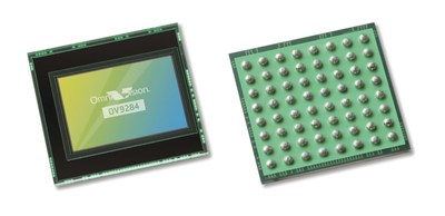 OmniVision's OV9284 is a 1-megapixel global shutter image sensor that is ideal for automotive in-cabin camera modules in passenger vehicles, where driver state monitoring (DSM) and passenger-monitoring cameras need to be extremely small and unobtrusive, while complying with stringent safety regulations.