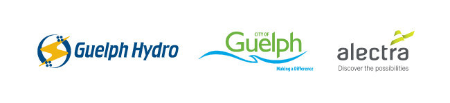 Guelph Hydro, City of Guelph, and Alectra Inc. (CNW Group/Alectra Utilities Corporation)