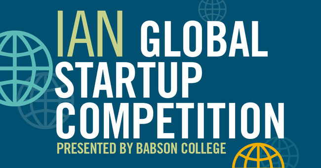 Spext wins IAN Global Startup Competition for Babson College affiliated entrepreneurs