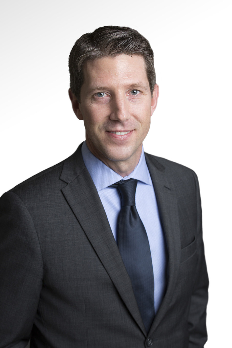 David Morley, Head of Public Affairs and Communications (CNW Group/Canada Infrastructure Bank)