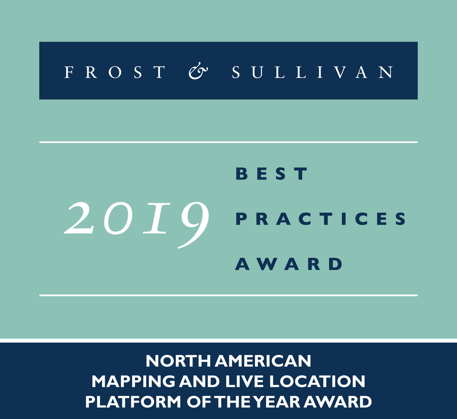 Frost & Sullivan Recognizes Mapbox for its Highly Impactful