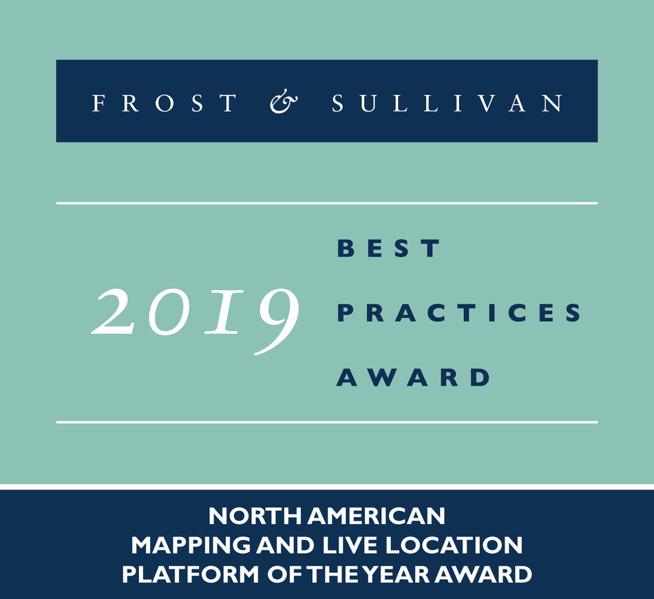 Frost & Sullivan Recognizes Mapbox for its Highly Impactful Platform