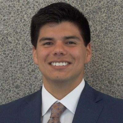 Medical student and scholarship recipient Joshua Chazaro.
