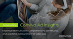 For the First Time Ever, Publishers Have Real-time Visibility Into All Video Ad Delivery and Viewing Experience Issues with Conviva Ad Insights