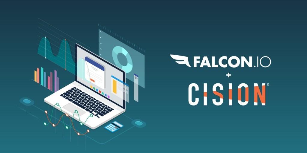 Cision Acquires Leading Social Media Company Falcon.io