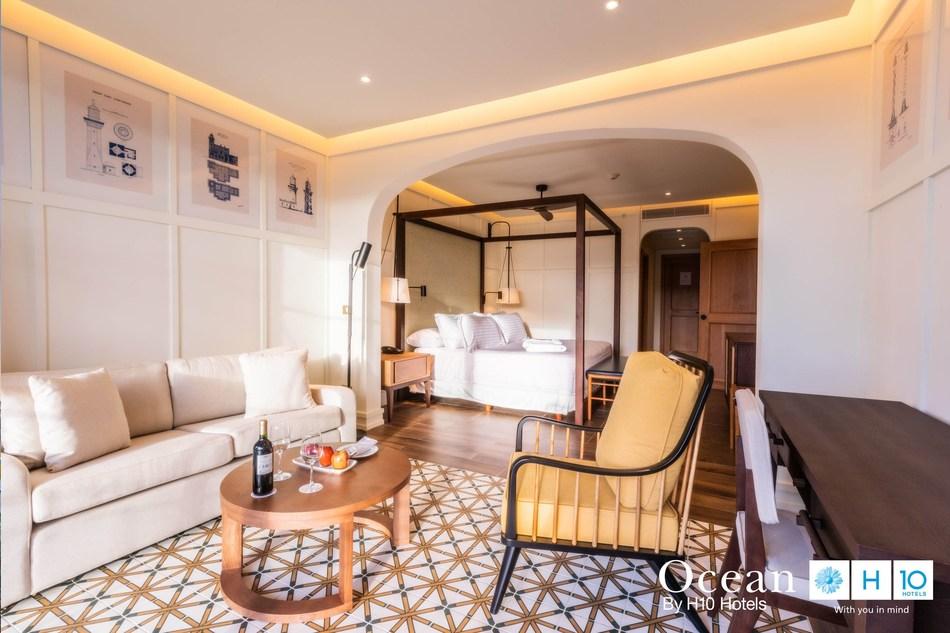 (PRNewsfoto/Ocean by H10 Hotels)