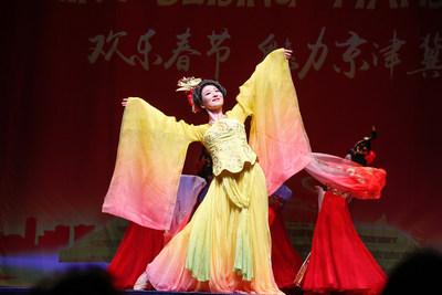 Chinese New Year celebration 2018