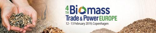 4th Biomass Trade and Power Europe Summit (PRNewsfoto/CMT)