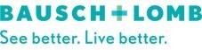 Logo: Bausch + Lomb (CNW Group/Bausch + Lomb)