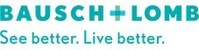 Logo : Bausch + Lomb (Groupe CNW/Bausch + Lomb)