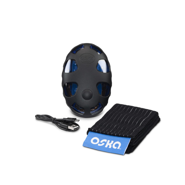 Oska Wellness will debut its next-generation Oska Pulse device at Pepcom's Digital Experience! on January 7, 2019 in Las Vegas. Like its predecessor, the new Oska Pulse is a revolutionary drug-free pain relief device that is clinically proven to reduce inflammation, increase circulation, improve mobility and alleviate pain using Pulsed Electromagnetic Field (PEMF) technology.