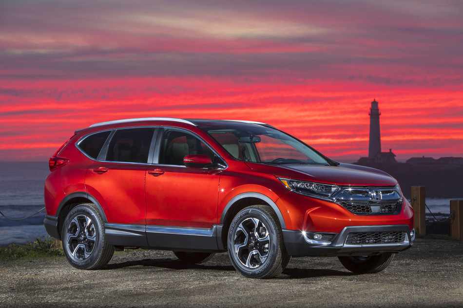 American Honda set new truck annual and December sales records in 2018, led by the remarkable Honda CR-V which just set two new records of its own, including a best-ever month with over 42,000 units sold.
