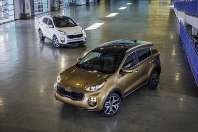 Kia Motors anuncia ventas de diciembre (PRNewsfoto/Kia Motors America)