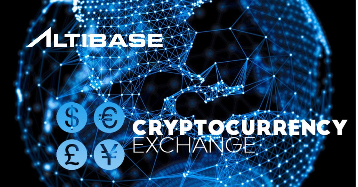 Altibase on Cryptocurrency Exchange