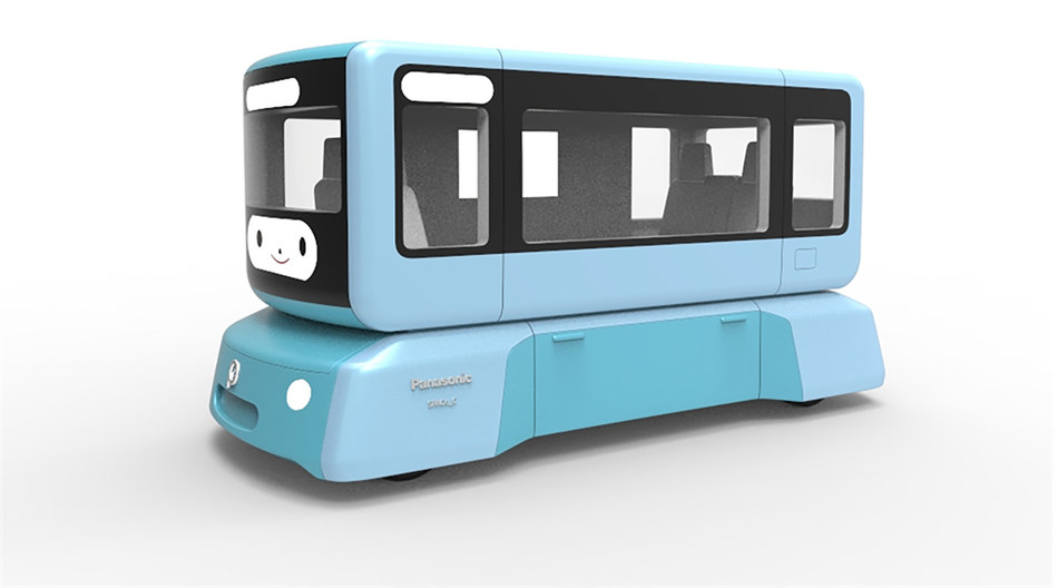 Panasonic SPACe_C: next gen 48V ePowertrain platform for small electric vehicles