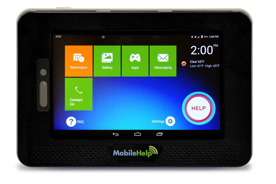 MobileHelp Touch (PRNewsfoto/Frost & Sullivan)