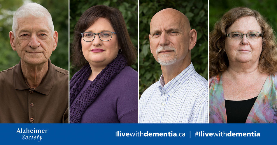 Ending stigma starts with understanding. (CNW Group/Alzheimer Society of Canada)