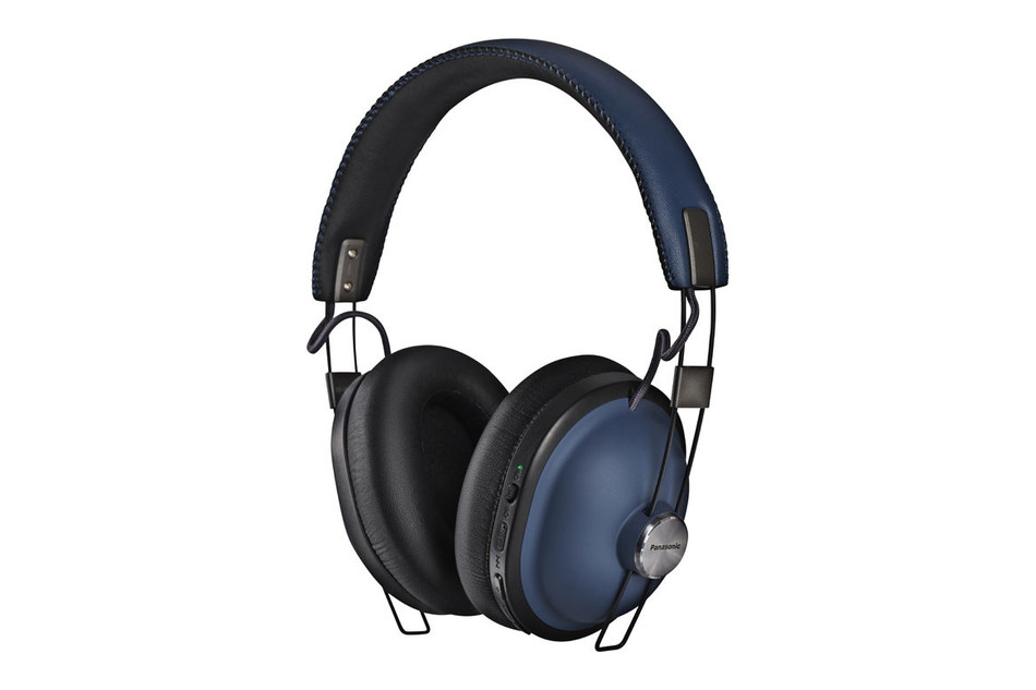 Panasonic HTX90N headphones with advanced noise-cancelling technology and enhanced bass sound