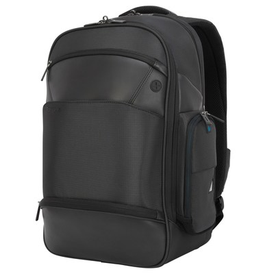 Meet the Mobile ViP+, a backpack engineered to carry and charge your Qi-enabled smartphone. The backpack also includes a ventilated charging pocket; a cable pass-thru to connect exterior pockets to the interior charger; and an RFID-blocking pouch.