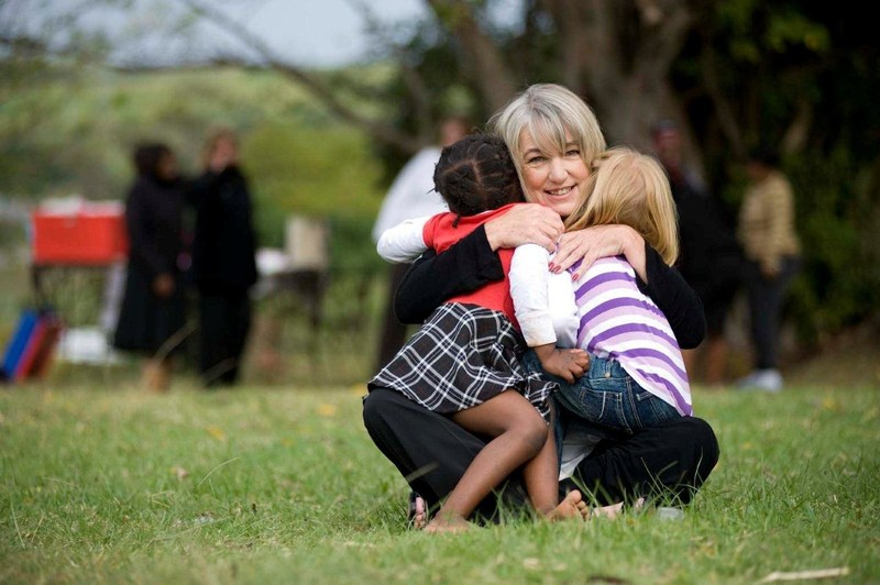 Photo courtesy of Operation Bobbi Bear, South Africa.