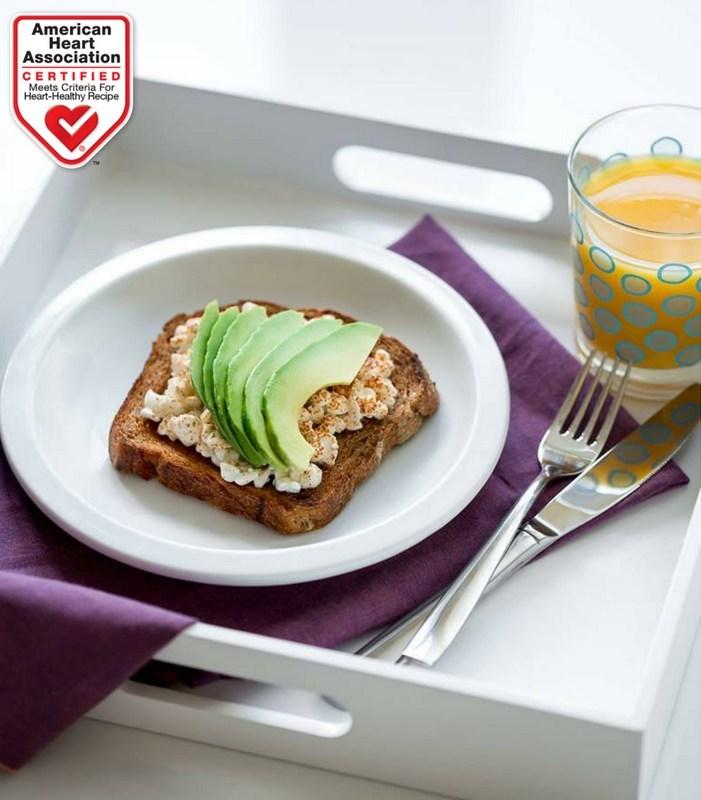 El estudio realizado refleja que comer aguacate fresco en el desayuno puede mejorar el funcionamiento del corazón