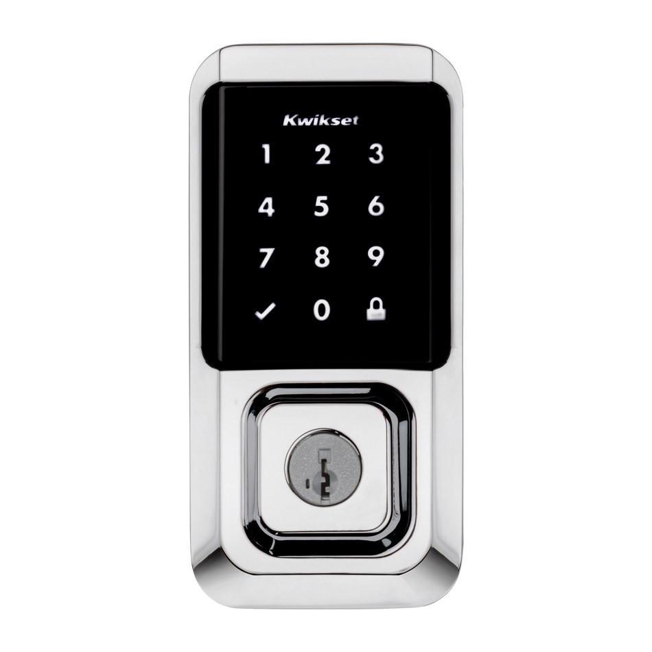 Halo™ Smart Locks are Wi-Fi-enabled deadbolts from Kwikset®, manufacturer of smart lock products made for the world you live in.