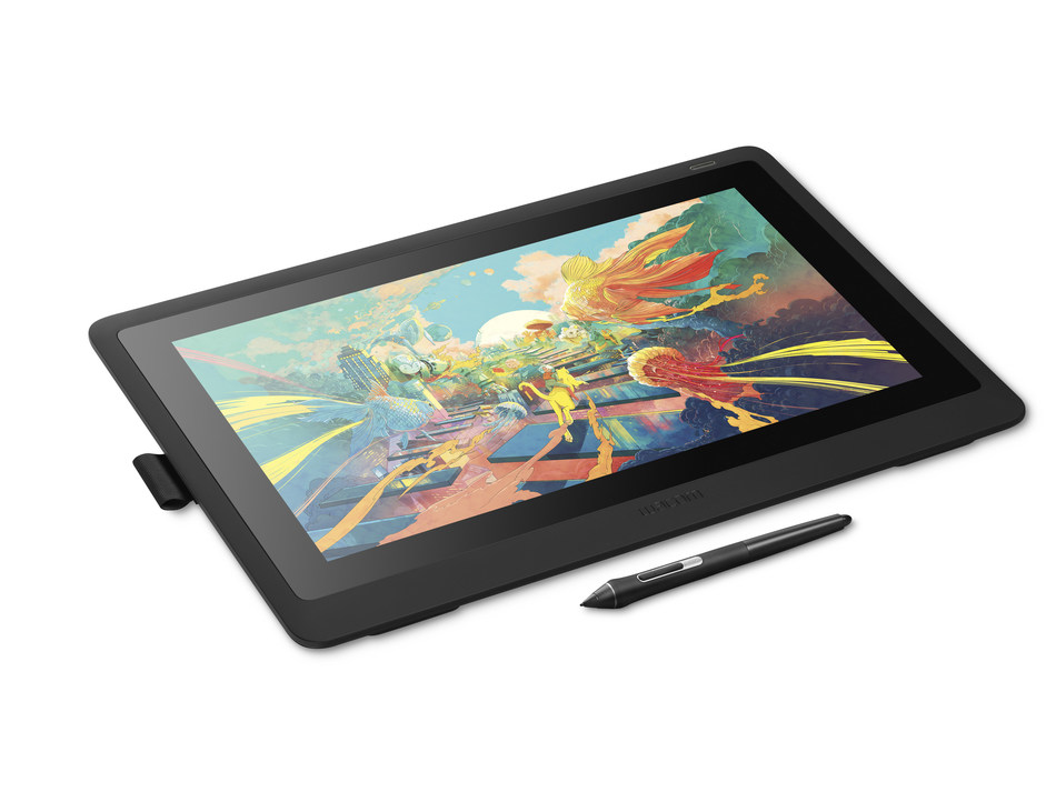 Wacom introduces the new Cintiq 16 for emerging professionals, students and enthusiasts