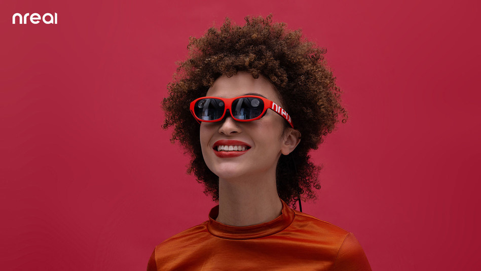 nreal light, read-to-wear mixed reality glasses