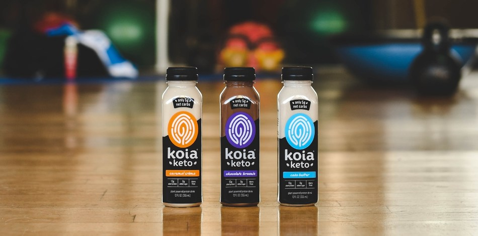 Koia Introduces New Keto Line