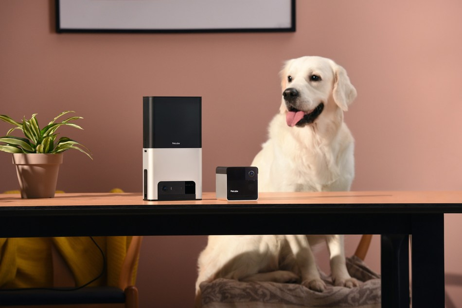 Petcube Bites 2 and Petcube Play 2 interactive pet cameras