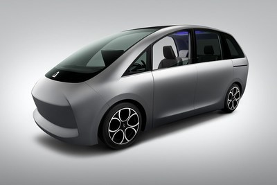 """The dual """"i-mobility TYPE-C"""" concept: automated passenger car"""